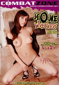 Home Wreckers #01 Front